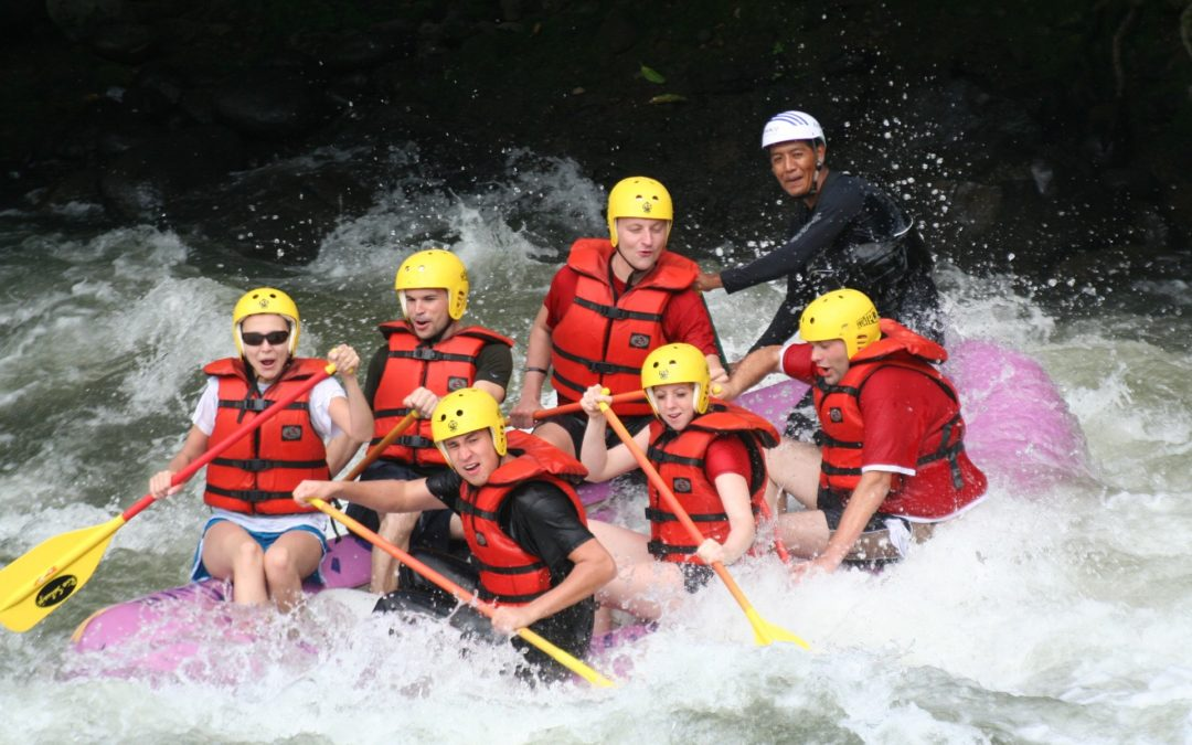 River rafting in Dandeli
